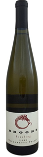 Brooks Riesling 2011 750ml